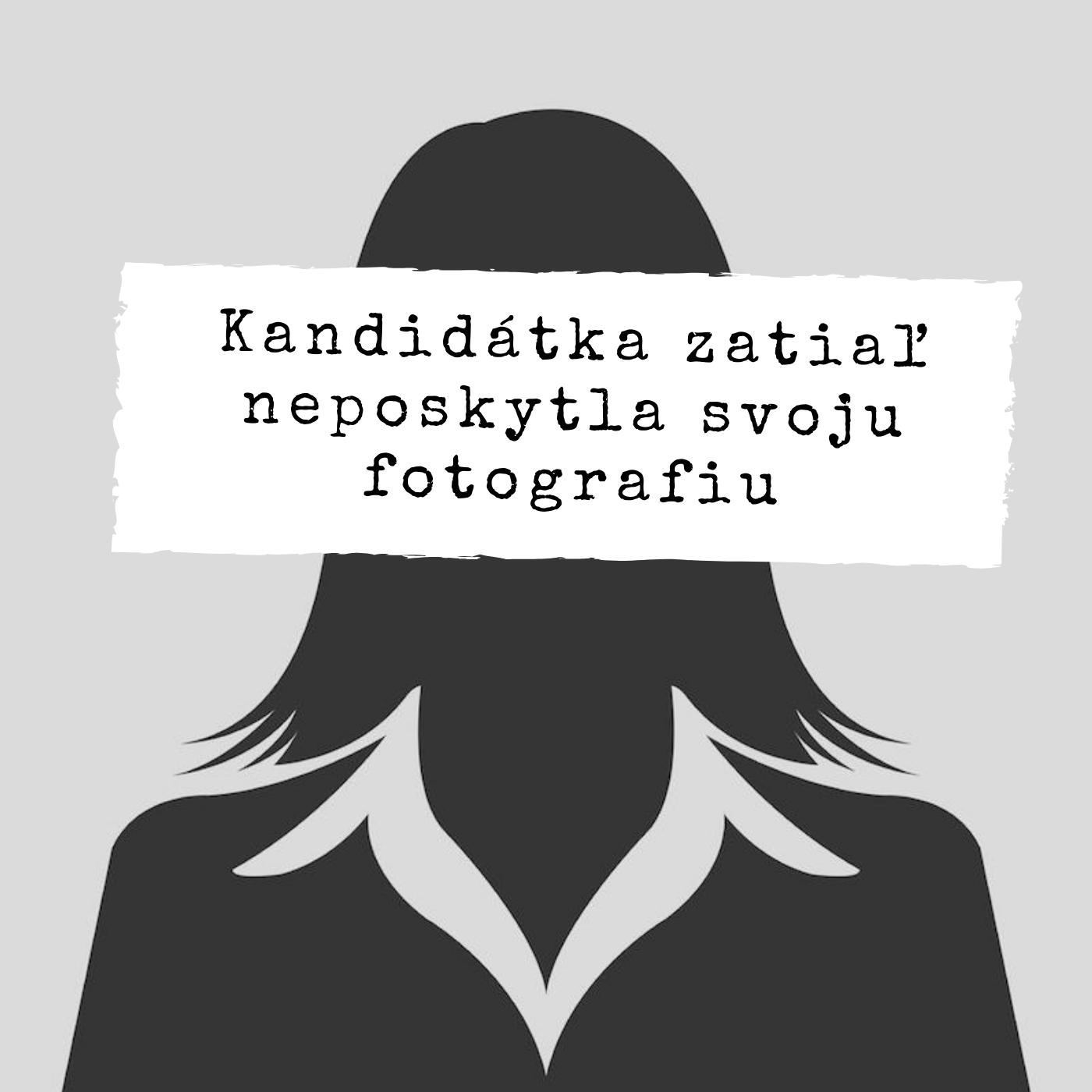 Sudkyna bez profilového obrázka